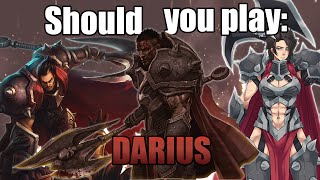 Should you play Darius