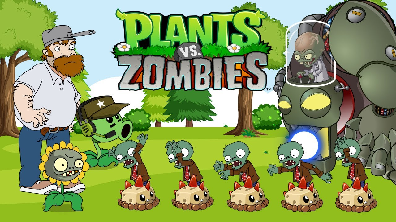 Plants Vs Zombies GW Animation - Episode 07