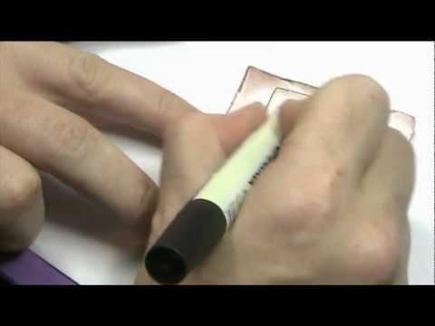 Silhouette Cameo Pens & Cricut Imagine Vintage Typewriter Cards