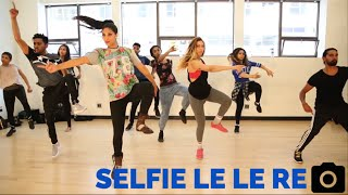 Selfie Le Le Re Choreography - Shereen Ladha Master Class Series - Bollywood Dance