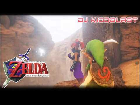 |Ocarina Of Time| |Gerudo Valley Rap Beat|  - DJ KiddBlast