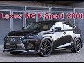 Lexus Nx 200t F-Sport 2016