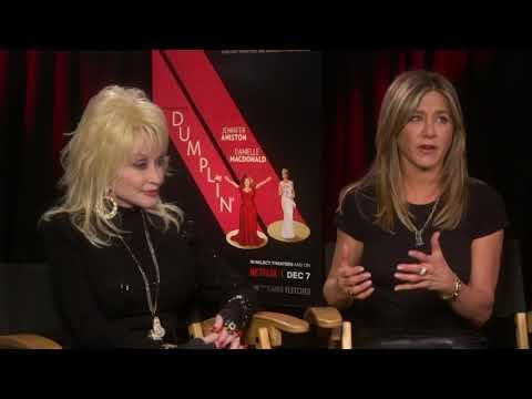Jennifer Aniston: 'I Want To Be Dolly' Mp3