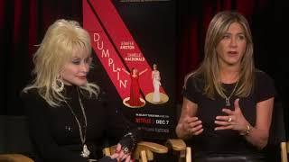 Jennifer Aniston: 'I Want To Be Dolly'