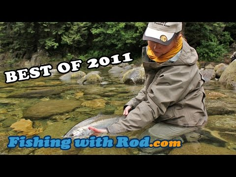 Fishing With Rod: Best Of 2011
