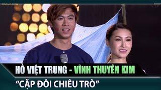 Cẩm Ly gọi Hồ Việt Trung, Vĩnh Thuyên Kim là 'cặp đôi chiêu trò' | Cặp đôi vàng Tập 8