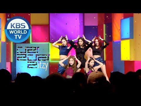 ITZY - DALLA DALLA(달라달라) [Music Bank HOT DEBUT/2019.02.15]