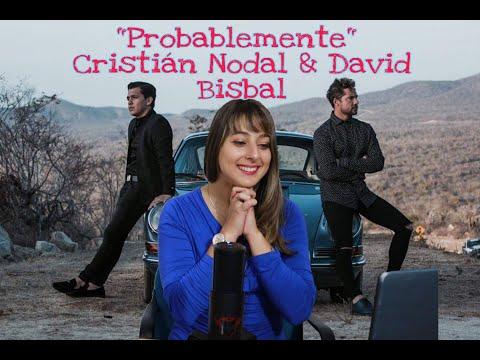 ESPAÑOLA #Reacciona @Christian Nodal & @David Bisbal  *** PROBABLEMENTE***