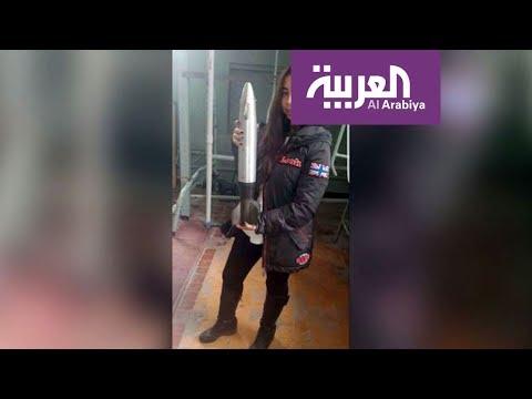 #صباح العربية: فتاة مصرية عشرينية.. أول عربية تقتحم مجال الفضاء والصواريخ  - 13:21-2017 / 9 / 19