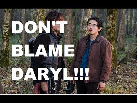 The Walking Dead Season 7 - DON'T BLAME DARYL!!!