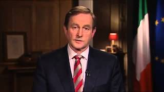 National Address by An Taoiseach Enda Kenny