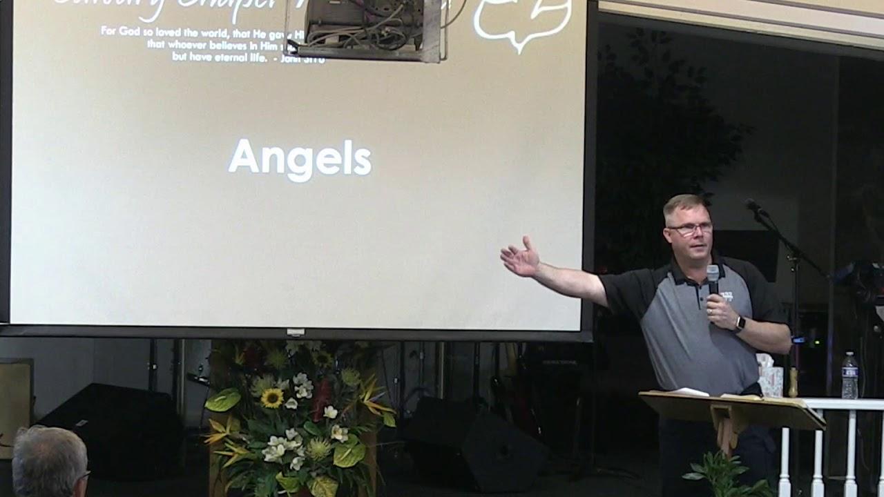 11 September 2019 I CCWO's Midweek Study 'Doctrine of Angels' I Pastor Dan Jacobson