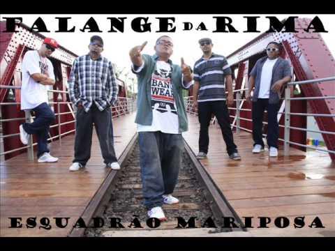 FALANGE DA RIMA ( ESQUADRAO MARIPOSA) Novo Cd 2013