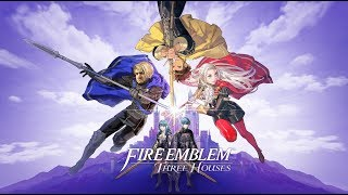 [18+] Шон грає у Fire Emblem: Three Houses (Switch, 2019)