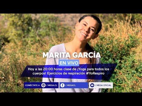 #YoRespiro / Hoy Yoga Para Todos Los Cuerpos Con Marita García