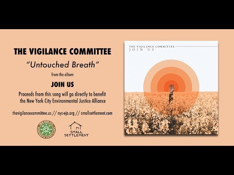 """The Vigilance Committee """"Untouched Breath"""" (Official Audio)"""