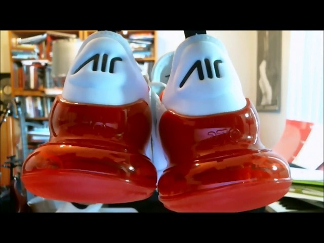 huge selection of fe120 40d5c Nike Air Max 270 WhiteBlack-University Red BV2523-100  Authentic  Verification – ARCH-USA