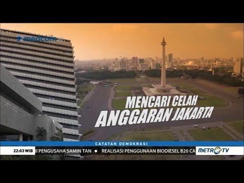 Mencari Celah Anggaran Di Kota Terkaya Indonesia : Jakarta
