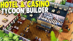 HOTEL TYCOON BUILDER SIMULATOR   Building EPIC Hotels   Hotel Magnate Gameplay