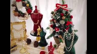 видео Новогоднее оформление витрины магазина. Снежинки на новый год. Компания Энигма.