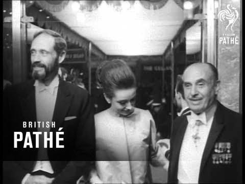'My Fair Lady' Film Premiere (1965)