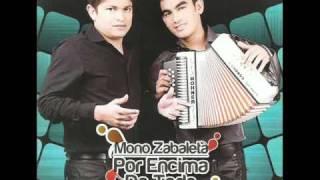 MONO ZABALETA Y ELIAS MENDOZA - VOLVIO EL AMOR.wmv