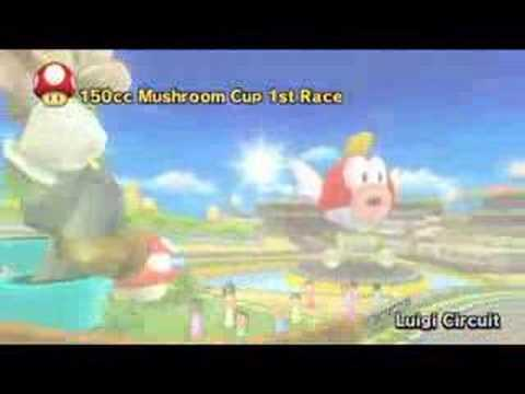 Mario Kart Wii - First Look