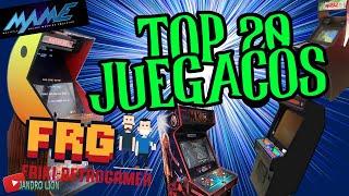 """Friki-Retrogamer especial """"Top 20"""". Los mejores juegos para nosotros. #frikiretrogamer #jandrolion"""