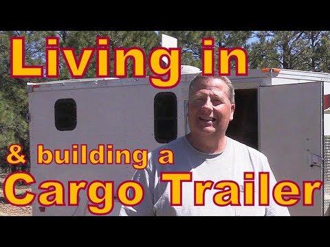 Living in a Cargo Trailer