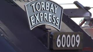 4K 60009 39 Union Of South Africa 39 The Torbay Express 15 07 2018