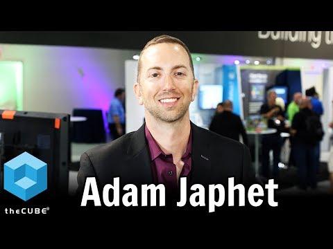 Adam Japhet, Scholastic Corp | Nutanix .NEXT 2017