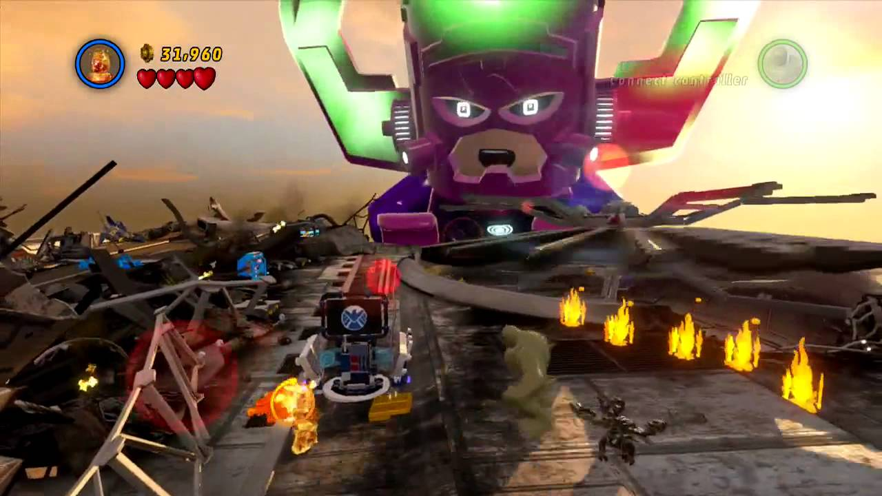 marvel lego final boss