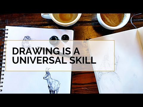 The 5 Elements That Transform Drawing Into A Universal Skill
