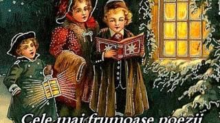 Colinde, colinde - Mihai Eminescu | Cele mai frumoase poezii