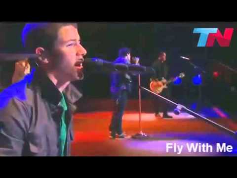Fly With Me  Buenos Aires 2013  Jonas Brothers HD