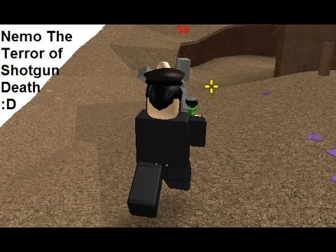 Roblox The Mad Paintball - Nemo Gameplay