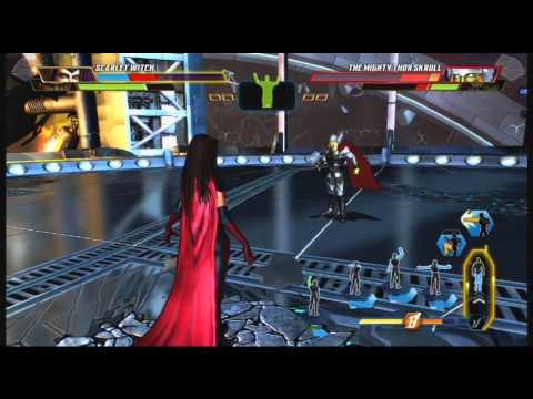 JOJO BATTLE Plays Avengers BFE (Dr Strange and Scarlet Witch)