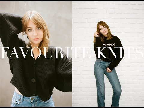 Sweater Weather | My Favourite Knits