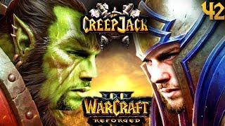 Vielleicht endlich Sieger in der Liga? | Creepjack - Warcraft 3 Reforged #42 mit Florentin