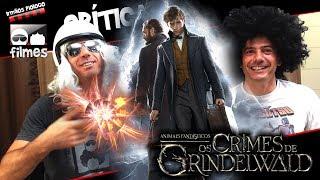 🎬 Animais Fantásticos e os Crimes de Grindelwald - Irmãos Piologo Filmes