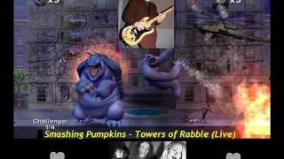 Smashing Pumpkins - Towers of Rabble (Live at Double Door 1995)