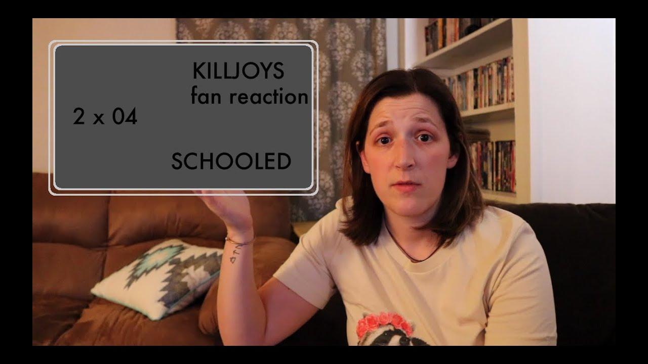Download Killjoys Fan Reaction 2x04 Schooled
