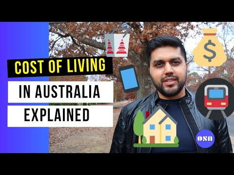 Cost Of Living In Australia Explained | Monthly Living Expenses | For Overseas Students