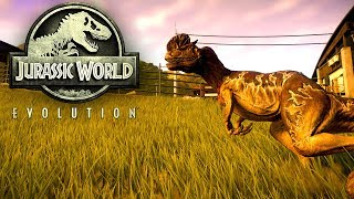 Jurassic World Evolution #046 | Der fünfte Stern | Gameplay German Deutsch thumbnail