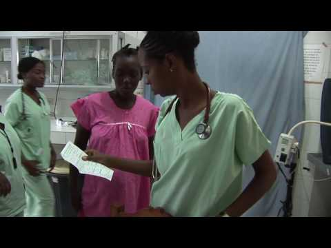 Saving Haiti's Mothers