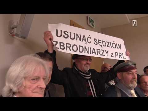 Kazimierz Korabiński znów przed sądem za przeklinanie na Kiszczaka