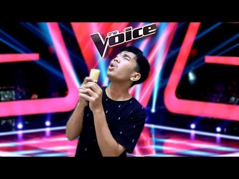 Pria INDONESIA Jadi Rebutan Juri The Voice Amerika
