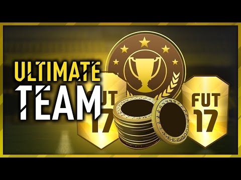 PICK MY ULTIMATE TEAM SERIES! (FIFA 17)