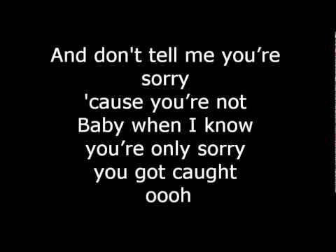 Rihanna - Take a bow - Lyrics