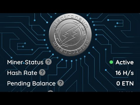 Electroneum Mobil mining is on baby!!!! Etn to the moon niceee
